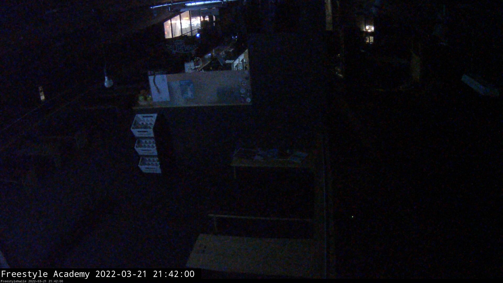 Webcam image